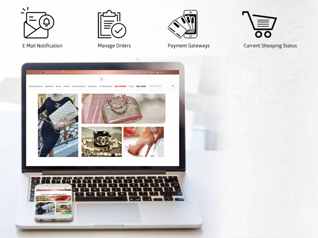 Things to Include in Your Ecommerce Website's Development
