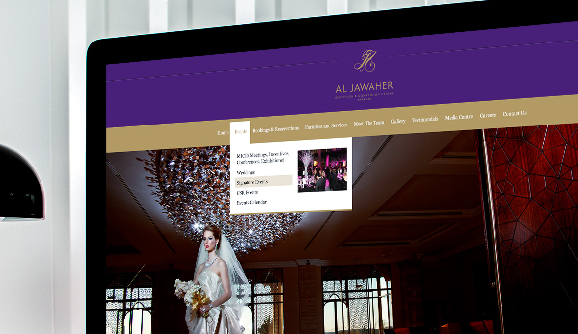 Al Jawaher Reception and Convention Centre