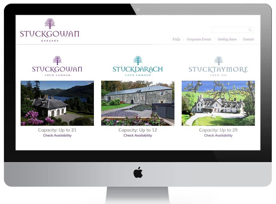 Stuckgowan Estates